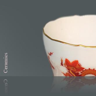 アンティーク・カテゴリの陶磁器