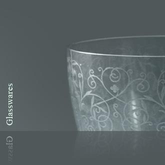 アンティーク・カテゴリのグラスウェア