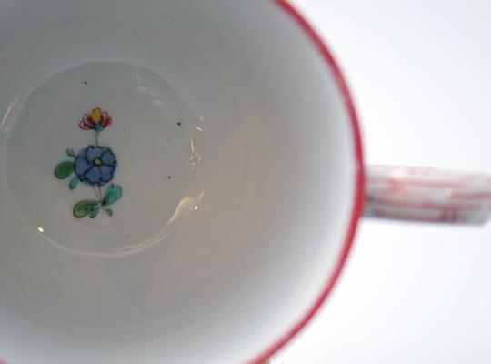 陶磁器「シノワズリ コーヒーカップ」