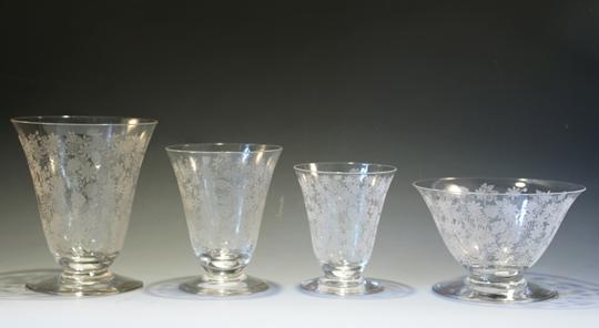グラスウェア「エリザベート グラス 高さ10㎝」