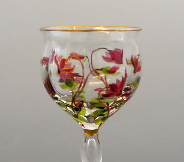 装飾ガラス「リキュールセット」