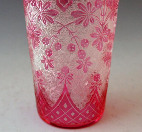 装飾ガラス「エグランチェ ゴブレット」