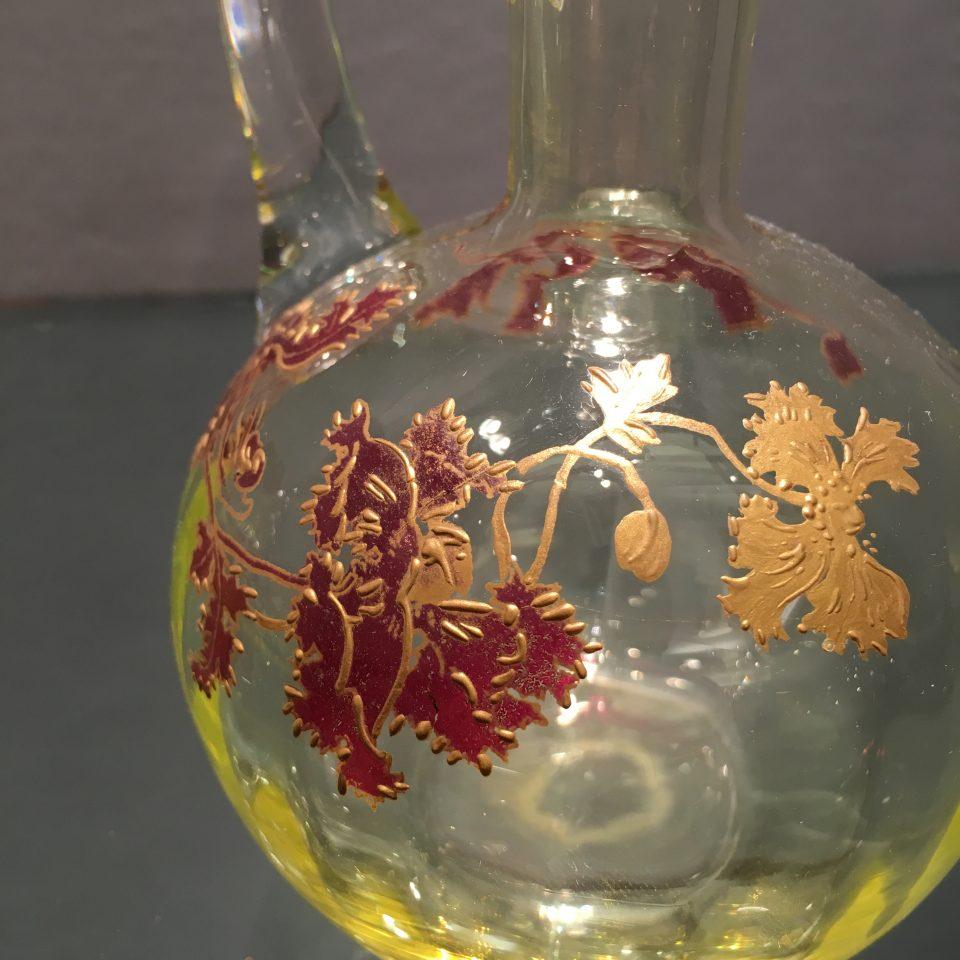 グラスウェア「ウランガラス・リキュールセット」