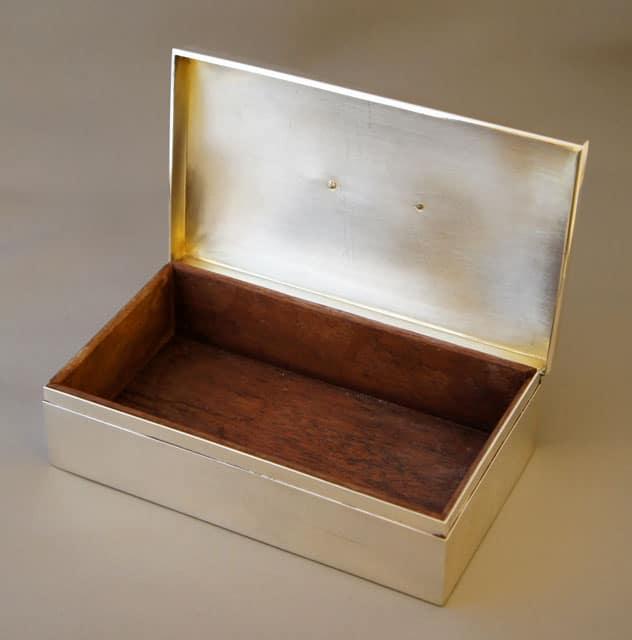 シルバー「ボックス」