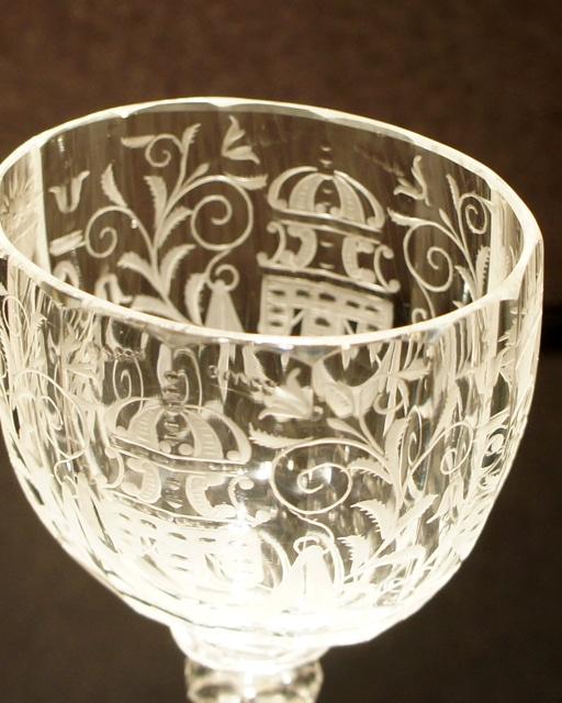 グラスウェア「マリア・テレジア ワイングラス」