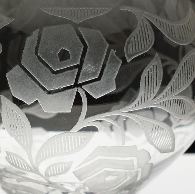 グラスウェア「フォントネー グラス 高さ 9 ㎝」