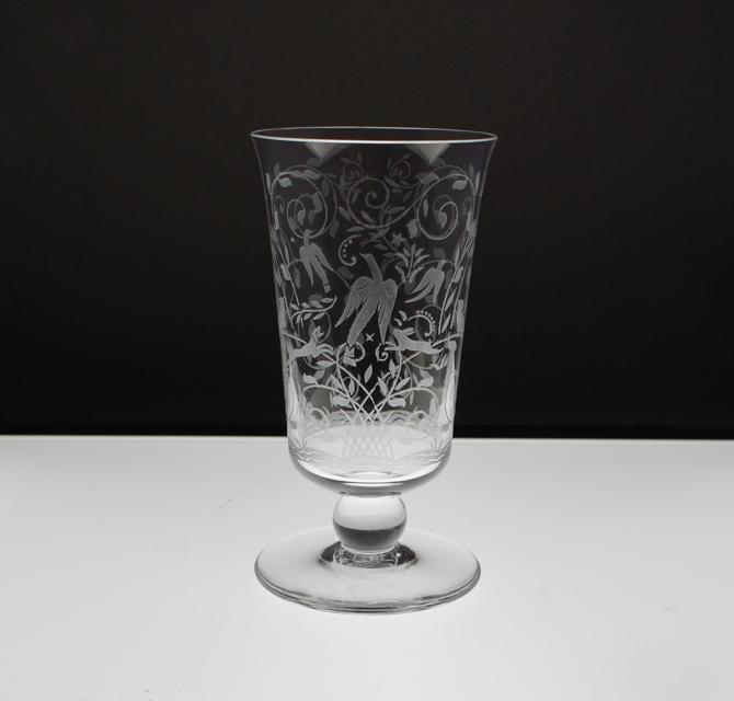 グラスウェア「ジェッダ グラス 高さ11㎝」