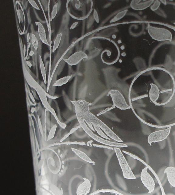 グラスウェア「ジェッダ グラス 高さ9.2㎝」