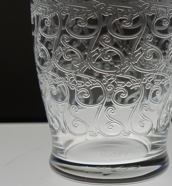 グラスウェア「Gouvieuゴブレット 高さ8㎝(容量約100ml)」