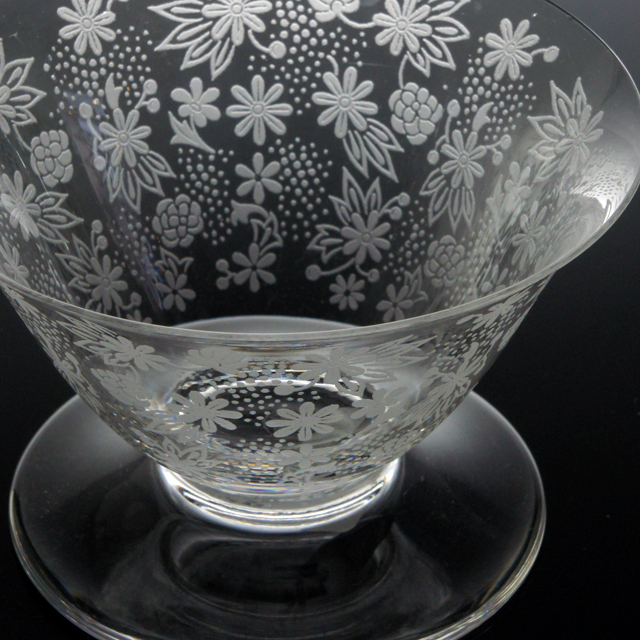 グラスウェア「エリザベート クープ(容量約100ml)」