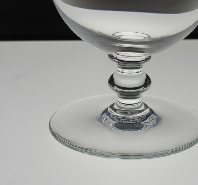 グラスウェア「リース文 グラス 高さ8.6㎝(容量約90ml)」
