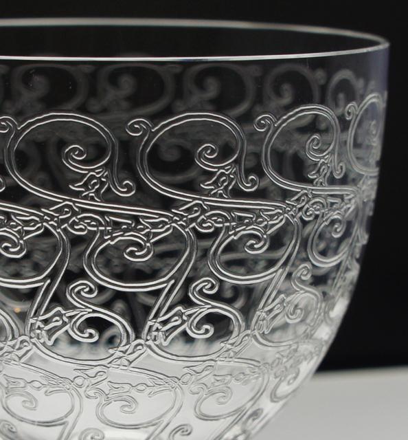 グラスウェア「ローハン グラス 高さ10㎝(容量約150ml)」