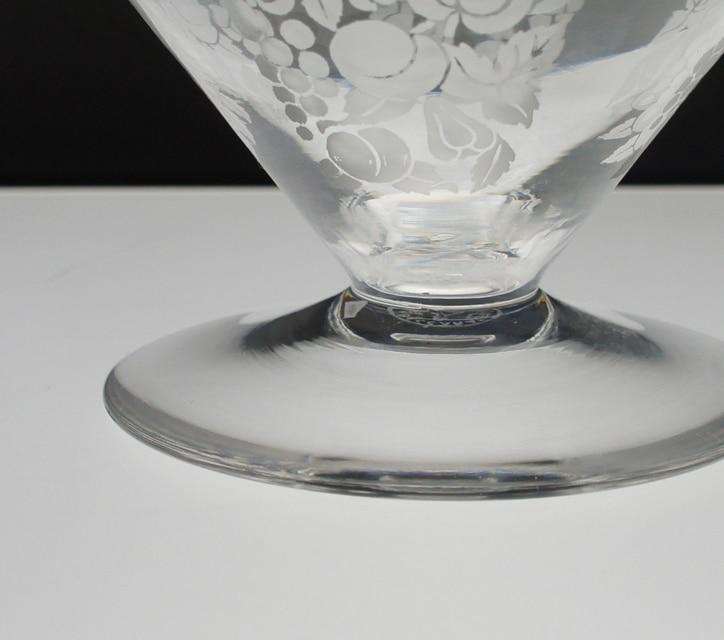 グラスウェア「フルーツ クープ(容量約120ml)」