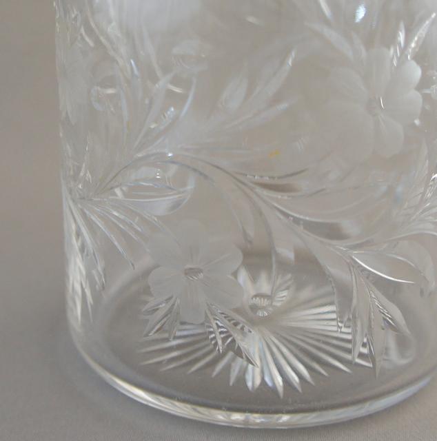 シルバー「エナメル装飾 シルバー&ガラス ボックス」