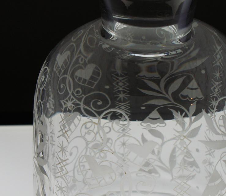 グラスウェア「アルジェンティーナ デカンタ」