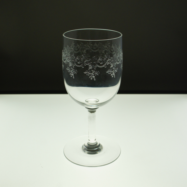 グラスウェア「セヴィーヌ グラス 高さ12.4㎝」