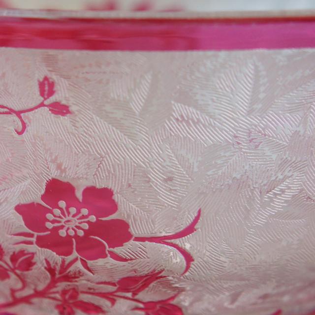 装飾ガラス「エグランチェ 鉢」