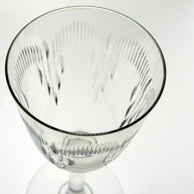 グラスウェア「グラス「モリエール」高さ13.3cm(容量約80ml)」