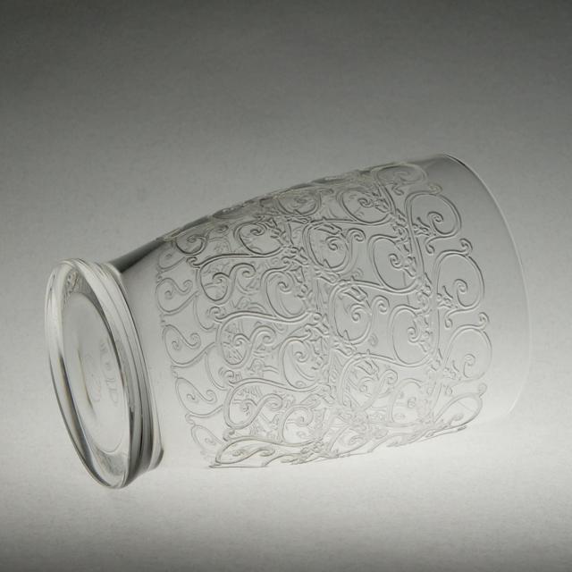 グラスウェア「Gouvieu ゴブレット(幅広)高さ9.2㎝(容量約150ml)」