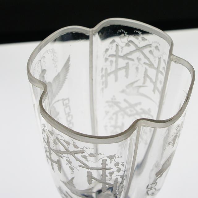 装飾ガラス「グラヴィール装飾 グラス」