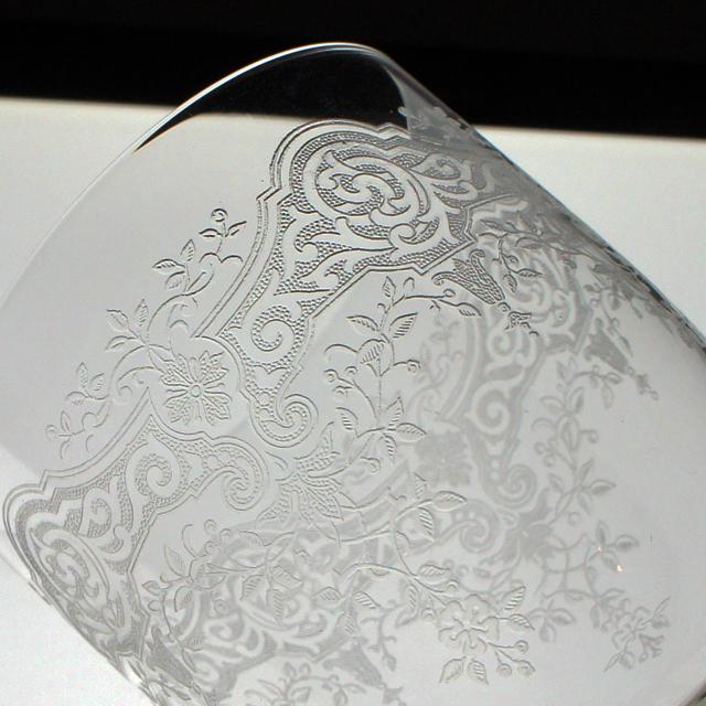 グラスウェア「Medicis グラス 高さ15.5cm」