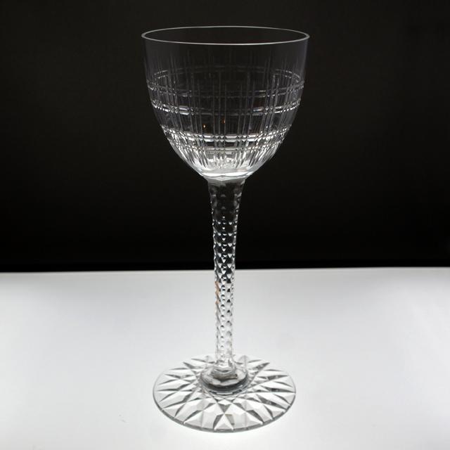 グラスウェア「Covour ラインワイングラス 高さ18.8cm」