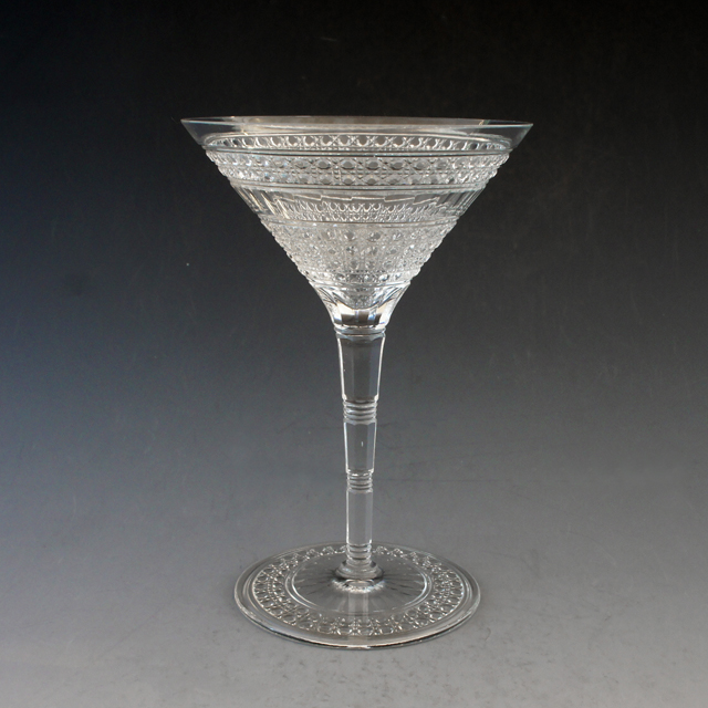 グラスウェア「フレール-Flers- シャンパンクープ 高さ15.8cm」