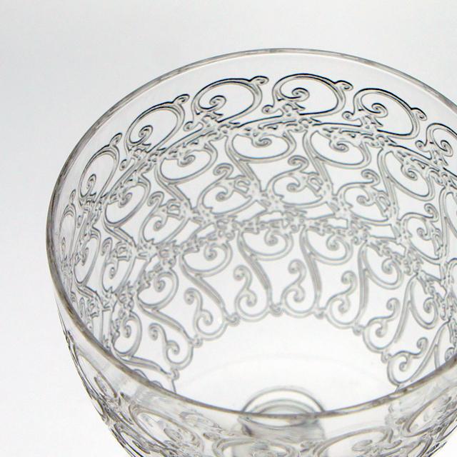 グラスウェア「ローハン グラス 高さ7.5cm(容量約60ml)」