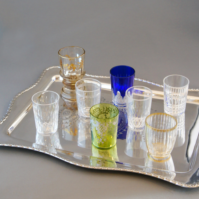 グラスウェア「ナンシー リキュールグラス 高さ4.7cm(容量約20ml)」