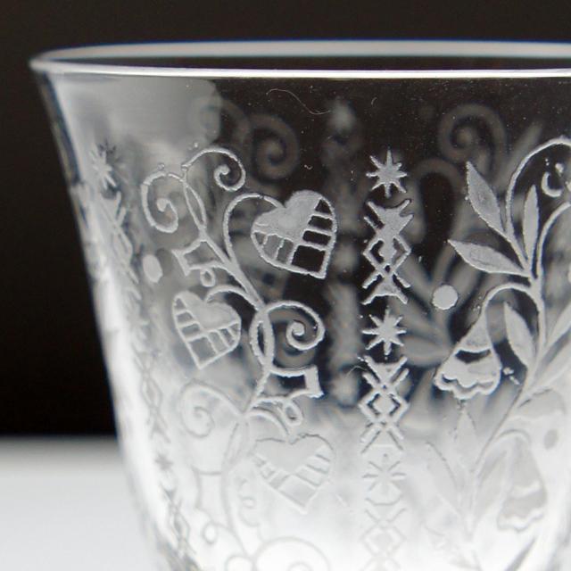 グラスウェア「アルジェンティーナ リキュールグラス 高さ5.7cm(容量約20ml)」