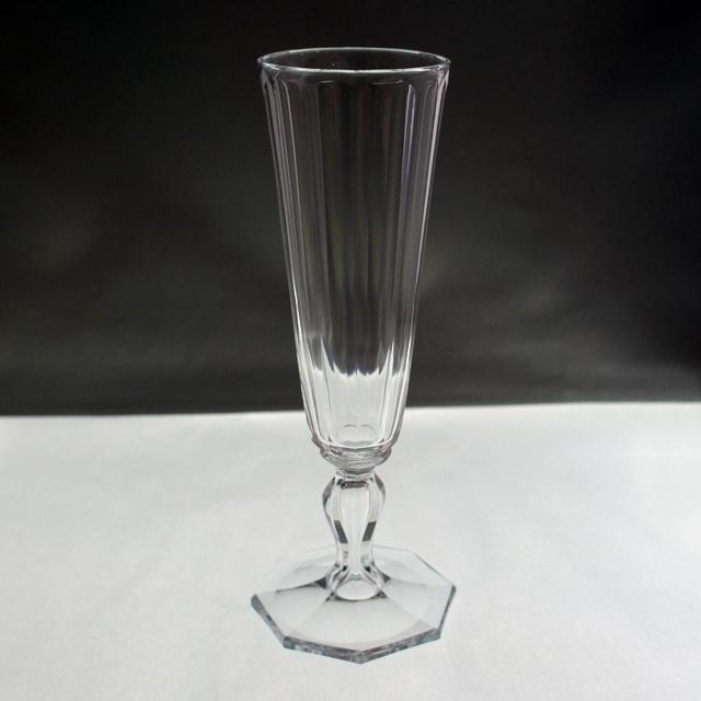 グラスウェア「カット装飾 シャンパンフルート」