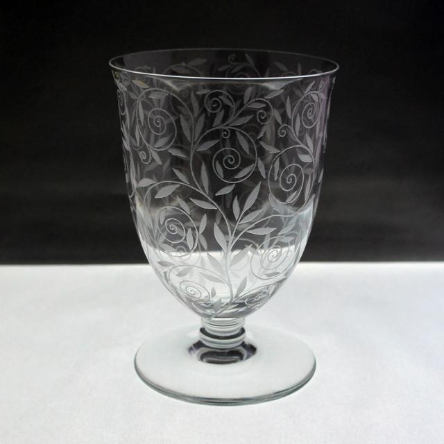 グラスウェア「ゴルフジュアン グラス 高さ11.5cm」