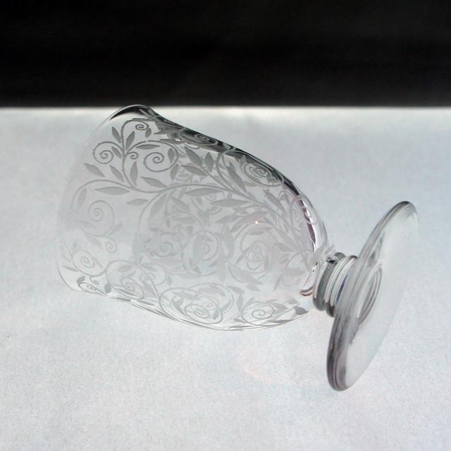 グラスウェア「ゴルフジュアン グラス 高さ7.4cm」