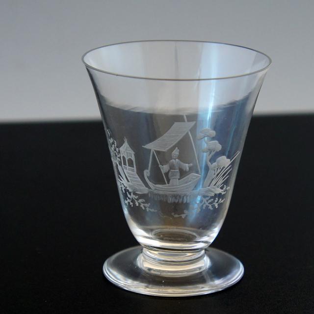 グラスウェア「シノワズリ グラスセット」
