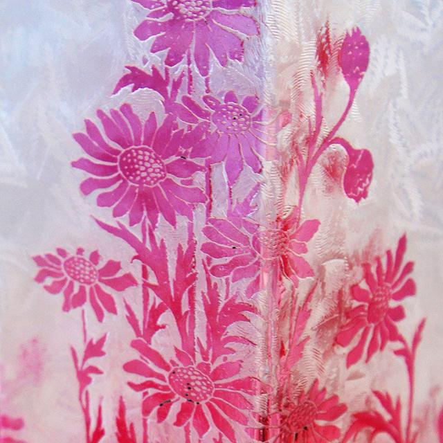 グラスウェア「角型花瓶「エグランチェ」」