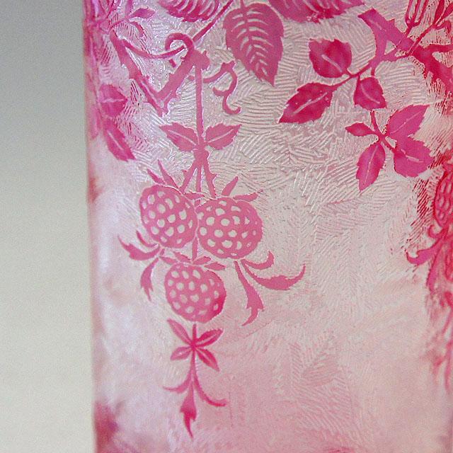 グラスウェア「円筒型花瓶「エグランチェ」」
