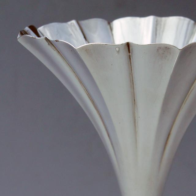 シルバー「一輪挿し 花瓶」