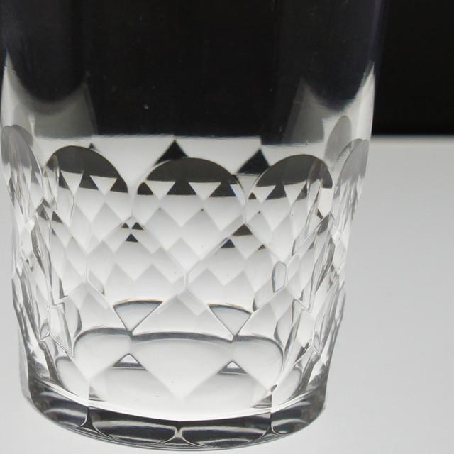 グラスウェア「ビゼルト ゴブレット 高さ6.7cm」