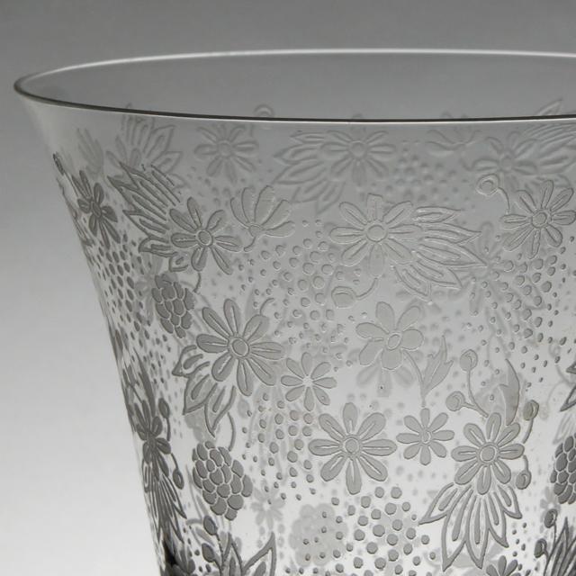 グラスウェア「エリザベート グラス 高さ10cm(容量約180ml)」