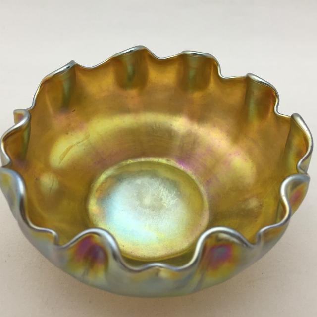 アールヌーヴォー「小鉢 直径10cm」