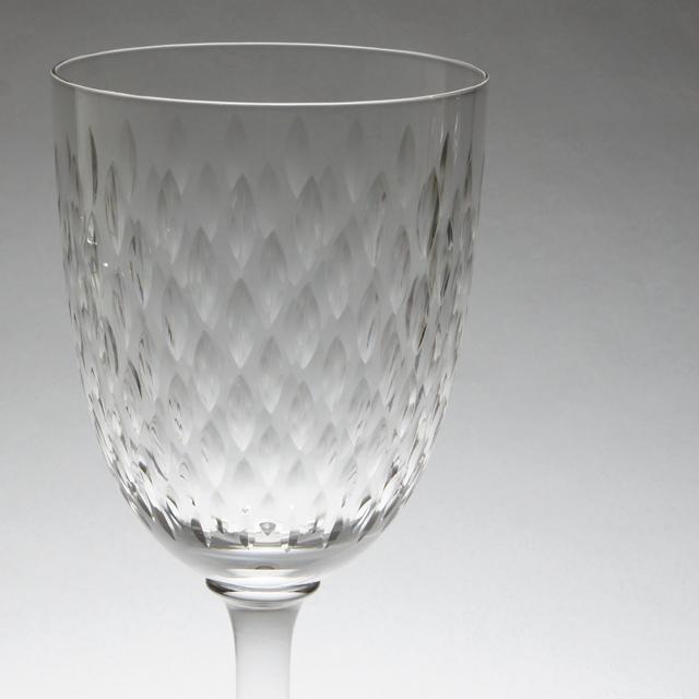グラスウェア「パリ ウォーターグラス 高さ16cm(容量約180ml)」