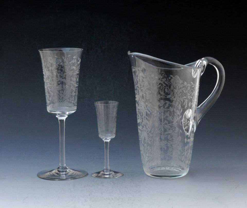 グラスウェア「レイラ リキュールグラス 高さ12.5cm」