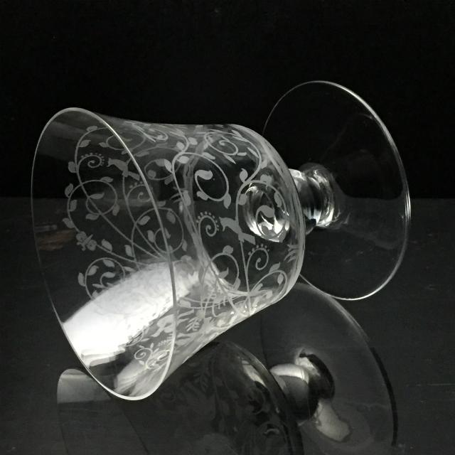 グラスウェア「ジェッダ グラス 高さ8cm(容量約100ml)」