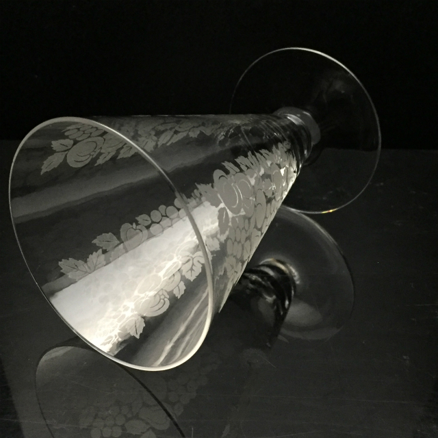 グラスウェア「フルーツ グラス 高さ11.3cm(容量約120ml)」