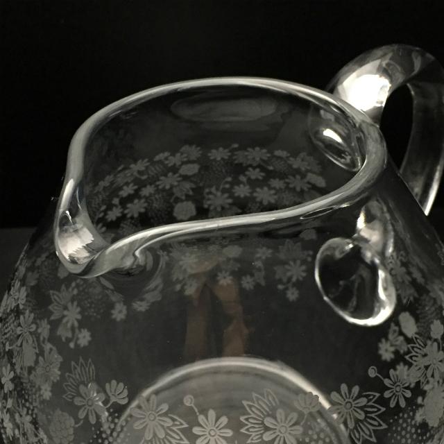 グラスウェア「エリザベート ピッチャー」