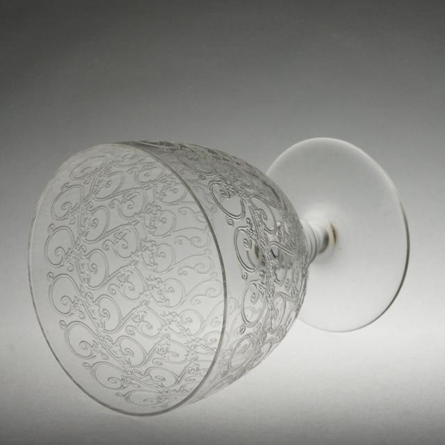 グラスウェア「ローハン グラス 高さ11.3㎝(容量約180ml)」