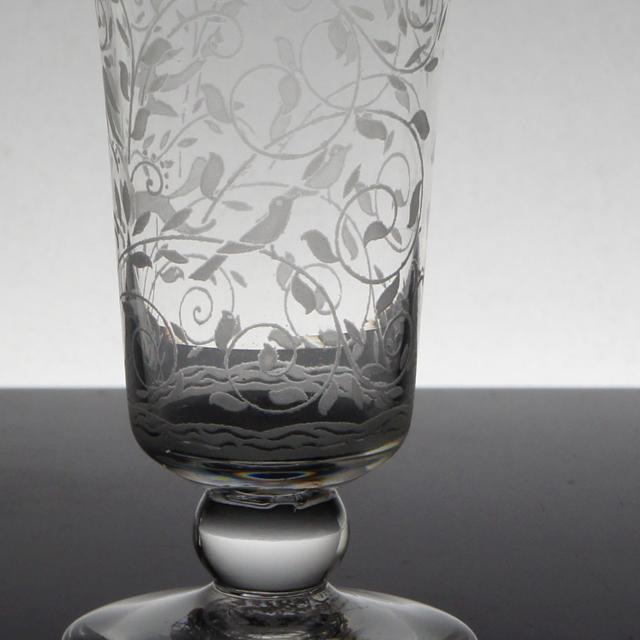 グラスウェア「ジェッダ リキュールグラス 高さ7.8㎝(容量約30ml)」