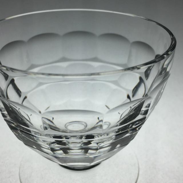 """グラスウェア「""""Charmes"""" ワイングラス 高さ7cm(容量約90ml)」"""
