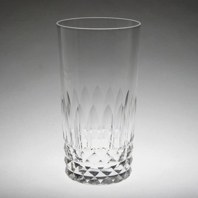 """グラスウェア「バッキンガム """"Buckingham"""" ハイボールゴブレット 高さ13.5cm(容量約320ml)」"""