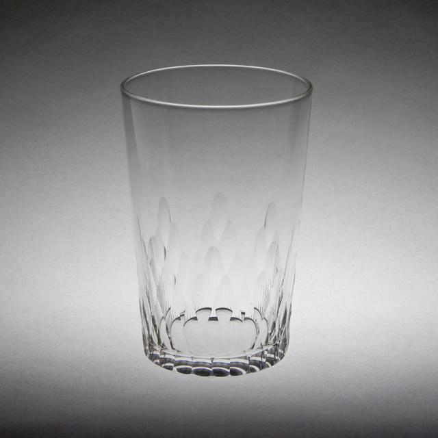 """グラスウェア「リシュリー """"Richeliu"""" タンブラー 高さ9.5cm(容量約190ml)」"""